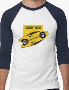 Countach Men's Baseball ¾ T-Shirt