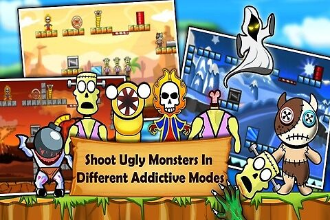Bloody Monsters - Zombie Shooting Game for Samsung Devices by johnmorris8755