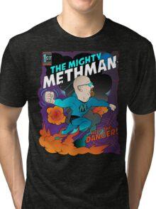 The Mighty Methman! Tri-blend T-Shirt