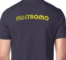 Nostromo Weathered Unisex T-Shirt
