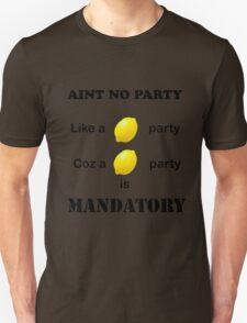 Liz Lemon Party T-Shirt