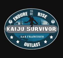 Kaiju Survivor 2.0 One Piece - Short Sleeve