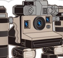 Camera Bot 6000 Sticker
