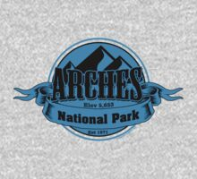 Arches National Park, Utah Kids Clothes