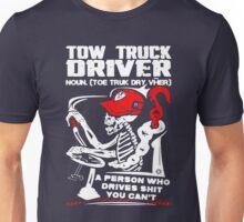 Tow Truck Driver Unisex T-Shirt