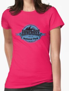 Congaree National Park, South Carolina Womens Fitted T-Shirt