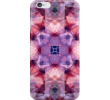 Colorful Abstract Symmetry iPhone Case/Skin