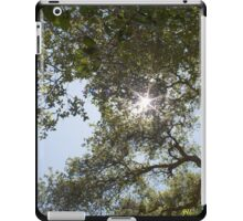 Sunny Leaves iPad Case/Skin