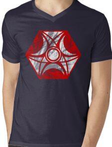 UltraLIVE! ULTRA! (Battle Damage) Mens V-Neck T-Shirt