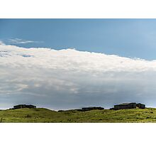 The Atlantic Wall Photographic Print