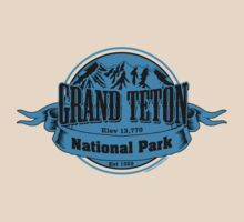 Grand Teton National Park, Wyoming by CarbonClothing