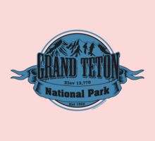 Grand Teton National Park, Wyoming Kids Clothes