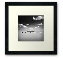 Fort Dzichkanets Framed Print
