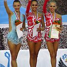 Rhythmic Gymnastics World Cup Winners by Mary-Elizabeth Kadlub