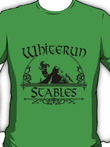White Run Stables T-Shirt