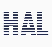 HAL 2001 by sonofnesbit