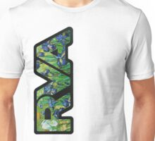rva - irises by van gogh Unisex T-Shirt