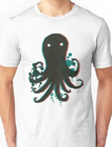 Under the sea in 3d Unisex T-Shirt