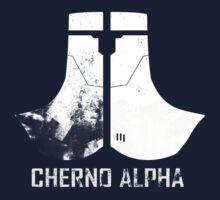 Cherno Alpha shirt by Mihaela  A.