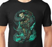 Cherno Alpha - Aleksis Beats Up a Kaiju Unisex T-Shirt
