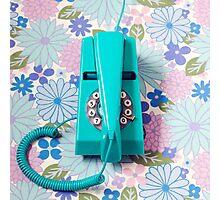 Trim Phone Photographic Print