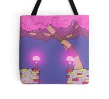 Eight Realms Background #3... Tote Bag
