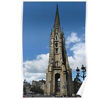 Tour St Michel, Bordeaux Poster