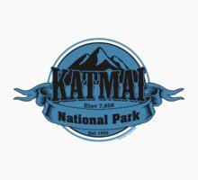 Katmai National Park, Alaska One Piece - Short Sleeve
