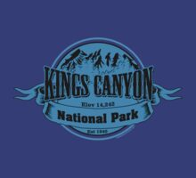 Kings Canyon National Park, California by CarbonClothing
