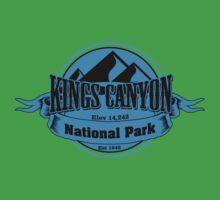 Kings Canyon National Park, California Kids Clothes