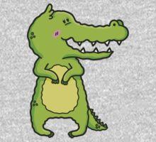 crocodile One Piece - Long Sleeve