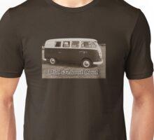 Old School Sepia Unisex T-Shirt