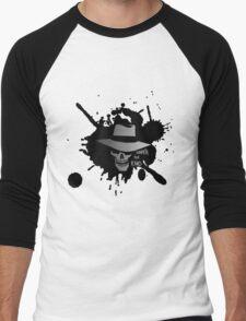 Until The End - Skulduggery Pleasant Men's Baseball ¾ T-Shirt