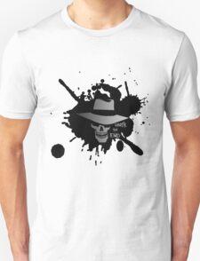 Until The End - Skulduggery Pleasant Unisex T-Shirt