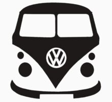 VW Camper Front by splashgti