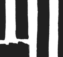 State of Secrecy Large Sticker (Original Version) Sticker