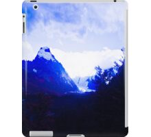 Dark blue. iPad Case/Skin
