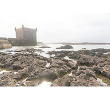 Essaouira, Moroccan old fortress Photographic Print
