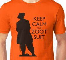 Keep Calm and Zoot Suit (El Pachuco - Light) Unisex T-Shirt