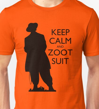 Keep Calm and Zoot Suit (El Pachuco - Light) T-Shirt