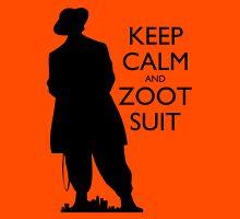 Keep Calm and Zoot Suit (El Pachuco - Light) Unisex T-Shirt