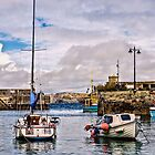 Newquay Harbour by JEZ22
