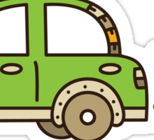 net car Sticker