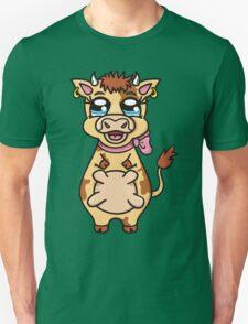 funny cartoon cow Unisex T-Shirt