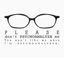 Psychoanalyze V.2 by Beryllion