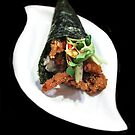 Crab Hand Roll by Heather Friedman