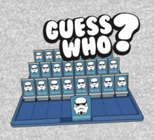 Guess Who Stormtrooper by HelloGreedo