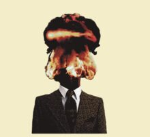 Exploding Head No Back  by DrAwesome