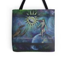 Tarot Associations of the British Isles Banner Tote Bag