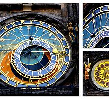 Prague ~ Astronomical Clock by ©The Creative  Minds